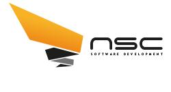Logo der NSC GmbH